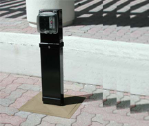 Outdoor Electrical Outlet Post Tyres2c